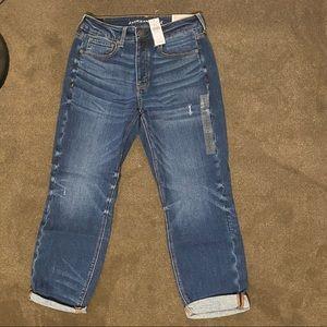 NWT American Eagle Tomgirl Jeans (Boyfriend Style)